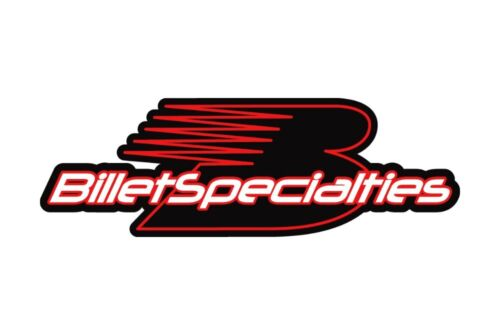 Billet Specialties 69529 Universal Plain Wire Looms Polished