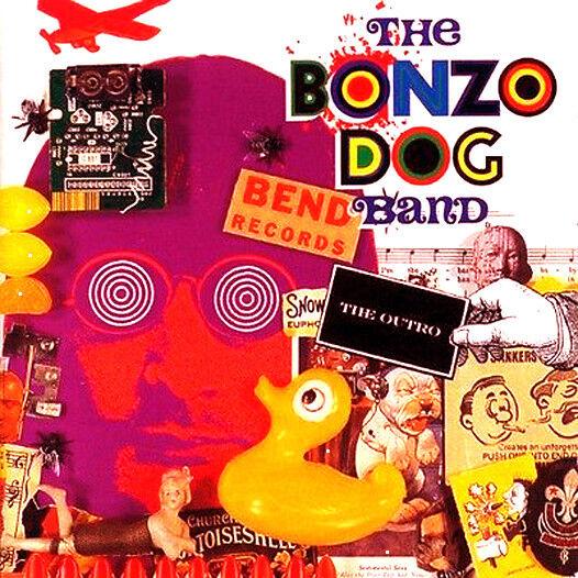 THE BONZO DOG BAND VOL. 2 THE OUTRO CD Album MINT/EX/MINT