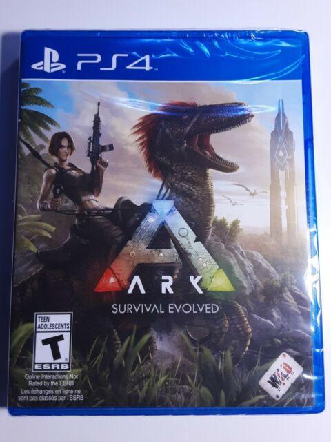 ARK: Survival Evolved [Sony PlayStation PS4 Adventure Survival Dinosaurs] NEW