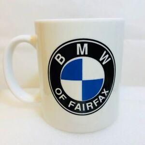 Original Bmw Keramik Becher Kaffee Dealer Bmw Von Fairfax In Virginia Ebay