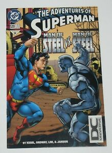 Adventures-of-Superman-539-1st-Appearance-of-Anomaly-1996-DC-Comics-VF