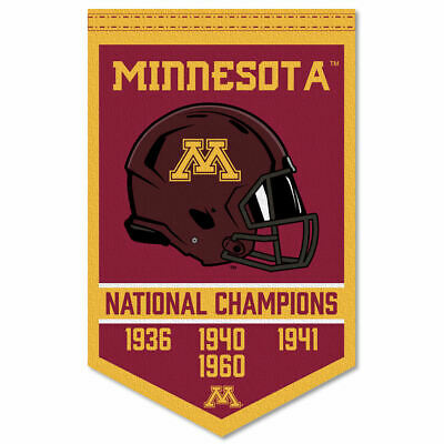 College Flags /& Banners Co Minnesota Gophers Big 10 Flag