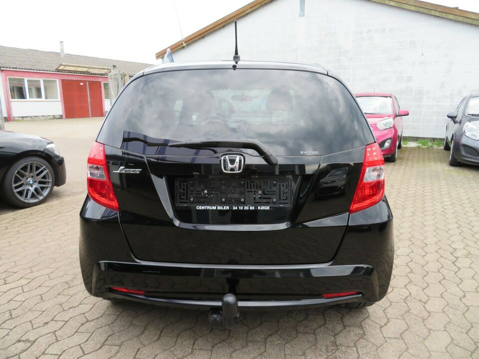 Honda Jazz 1,4 Comfort+ Benzin modelår 2013 km 130000