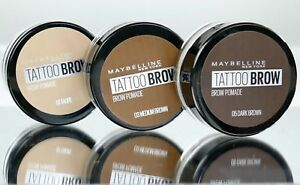 Maybelline Tattoo Brow Pomade Long Lasting Smudgeproof