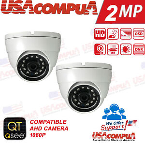 NEW ORIGINAL OEM Q SEE Q-See HD 1080P 2MP SMART SURVEILLANCE SECURITY CAMERA