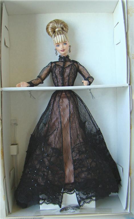 Poupée Collection Barbie Barbie Barbie Sheer Illusion Nolan Miller LIMITED EDITION 20662 1998 1ba890