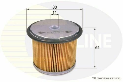 Fuel Filter FOR PEUGEOT 306 1.9 93-/>02 CHOICE2//2 XUD9A XUD9TE Diesel Comline
