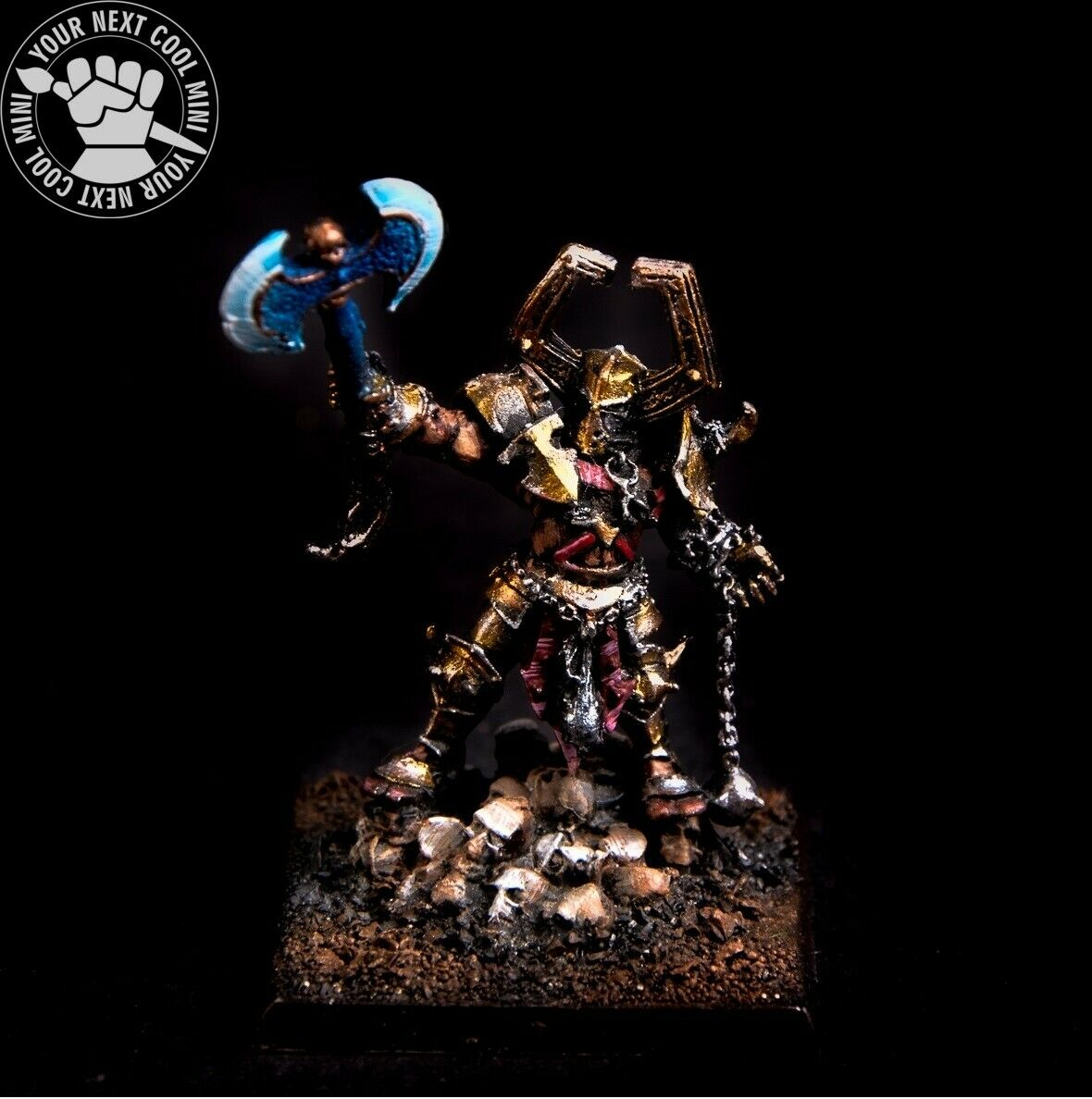 Warhammer FB AoS T9A, T9A, Chaos Lord
