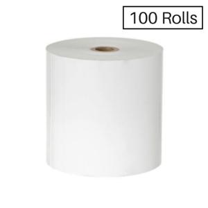 100 Rolls 80X80mm Thermal Paper, Receipt Rolls ($1.34 per roll)