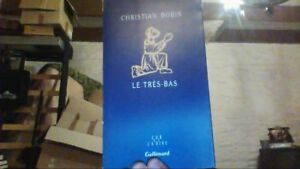 Le-Tresbas-de-Bobin-Christian-Livre-d-039-occasion