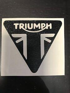 2-adesivi-prespaziati-logo-replica-Triumph-classico-vari-colori