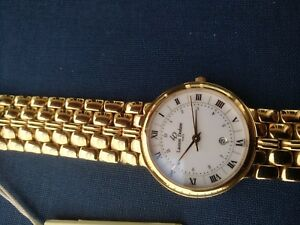 Armbanduhren UnermüDlich Rare Nos Laurent Donate Ladies Quartz Watch