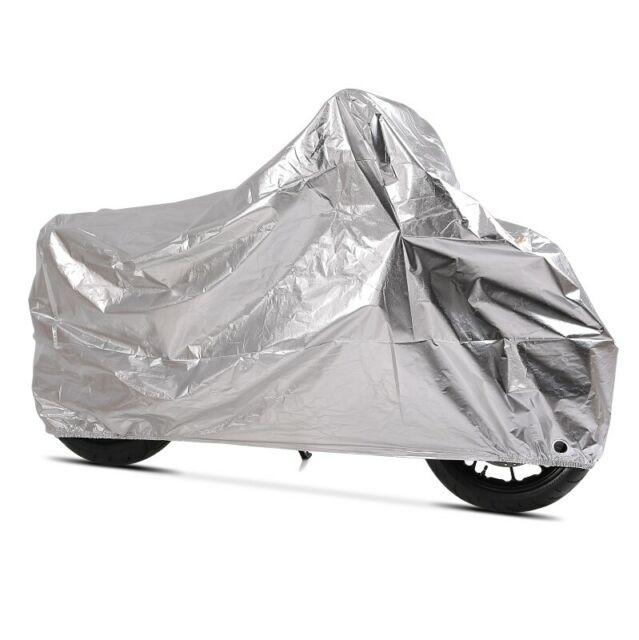 Motorrad ab 125ccm Faltgarage//Abdeckplane Indoor Gr/ö/ße XL Roller