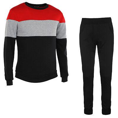 Traje De Hombre Casual Completo Deportivo Suéter Pantalones