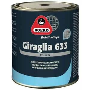 ANTIVEGETATIVA BOERO GIRAGLIA 633 PLUS DA 2.5LT