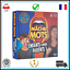Jeux-De-Societe-Famille-Amis-Drole-Rapidite-Mache-Mots-200-Cartes-Educatif-Neuf miniature 1