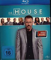 Dr. House Season 6 - Blu-ray Box (6  x Blu-ray - Disc) - neu & ovp