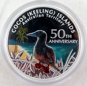 2005-999-FINE-SILVER-1oz-COLOURED-PROOF-1-COCOS-KEELING-50TH-ANNIVERSARY