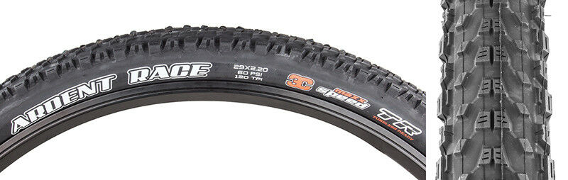 Maxxis Ardent Race 3C TR Tire Max Ardent Race 29x2.2  Bk Fold 1203c tr  guaranteed