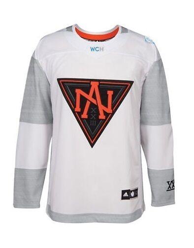 Maillot Premier adidas blanc, adidas féminin, Coupe du monde de hockey par équipe Amérique du Nord 2016