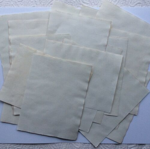 1790 Blank Restoration Paper c 100+ sheets available price per single sheet