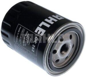Engine Oil Filter MAHLE ORIGINAL OC 262 (12 Month 12,000 Mile Warranty)