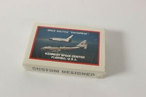 Vintage-Space-Shuttle-Enterprise-Kennedy-Space-Center-Playing-Cards-Sealed