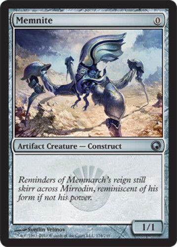 1x Memnite MTG Scars of Mirrodin NM Magic Regular