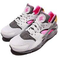 Nike Air Huarache Run SE ACG Aesthetic Grey Pink Mens Running Shoes 852628-002