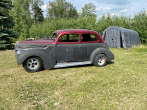 1938 Ford model 82a project.