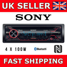 sony mex gs610bt cd receiver with bluetooth usb mexgs610bt nfc ebay