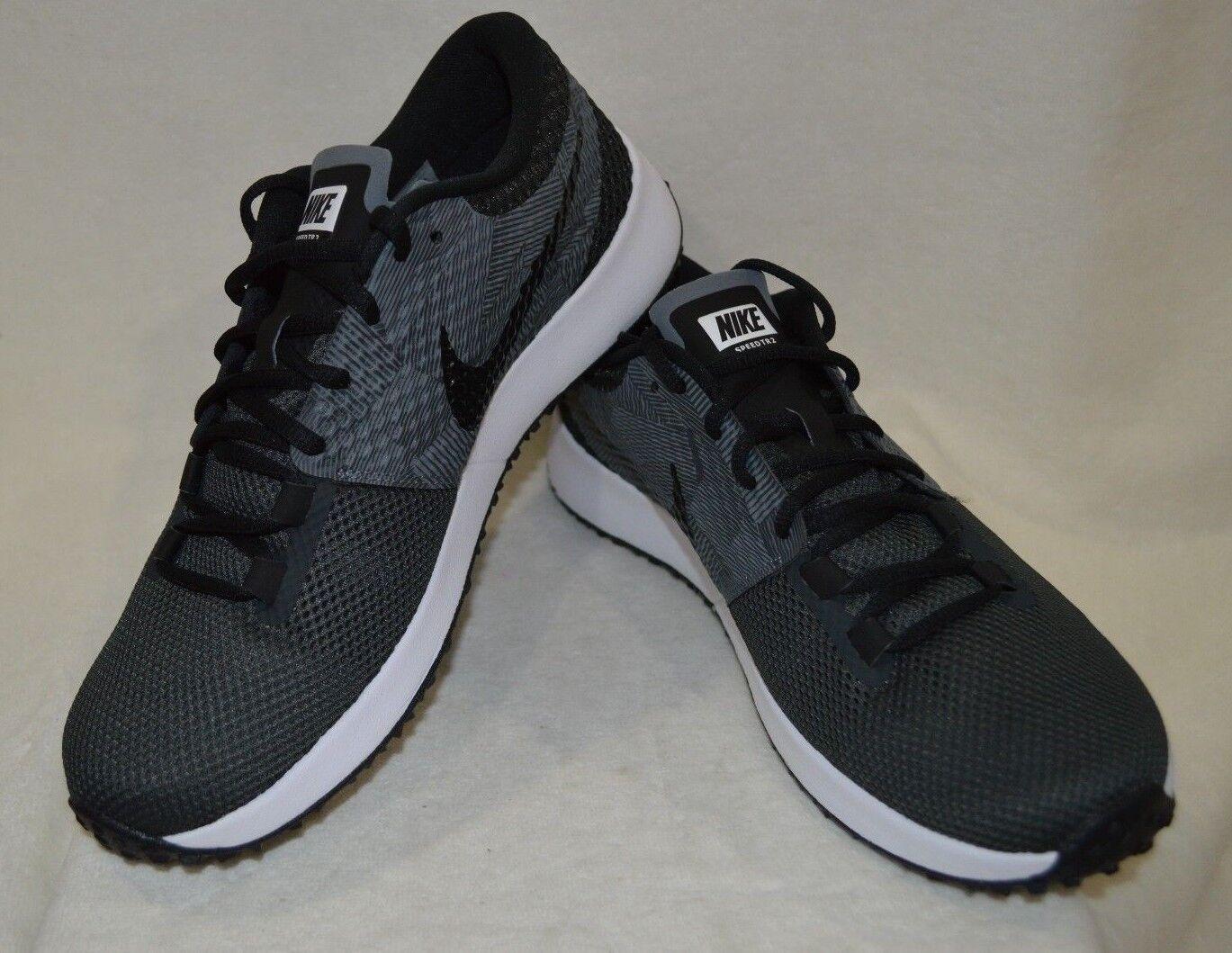 Nike Zoom Speed TR2 AMP antracita / entrenamiento Negro Hombres Zapatillas de entrenamiento / - confortable 816f81
