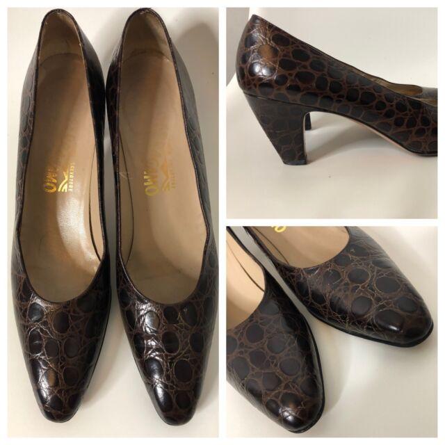 Salvatore Ferragamo Womens Shoes PUMPS