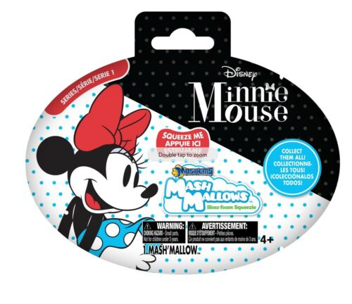 Minnie Mouse MashMallows Mash/'Ems Blind Bags Series 1