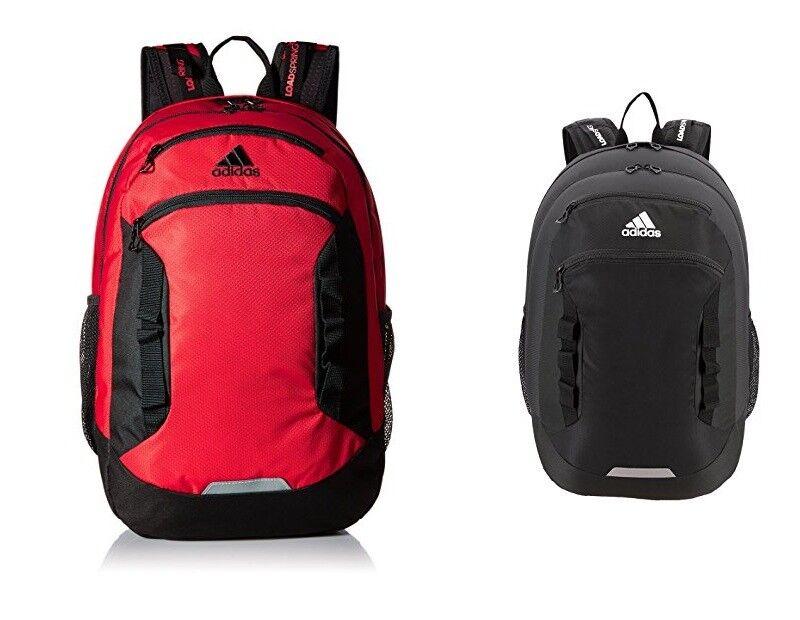 80765662d137 adidas Excel III Backpack 5143204 Black 2539 CU for sale online
