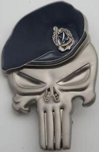 PUNISHER COMMANDO MARINE format insigne militaire 5 x 3,3 cm