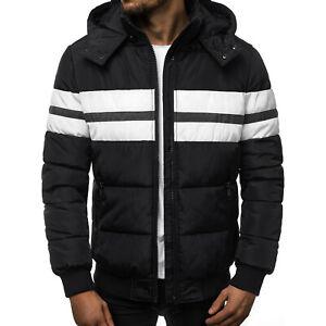 Herren Sport Ozonee Zu Steppjacke Wärmejacke Jd397 Winterjacke Wintercoat Details c4ASRLq35j