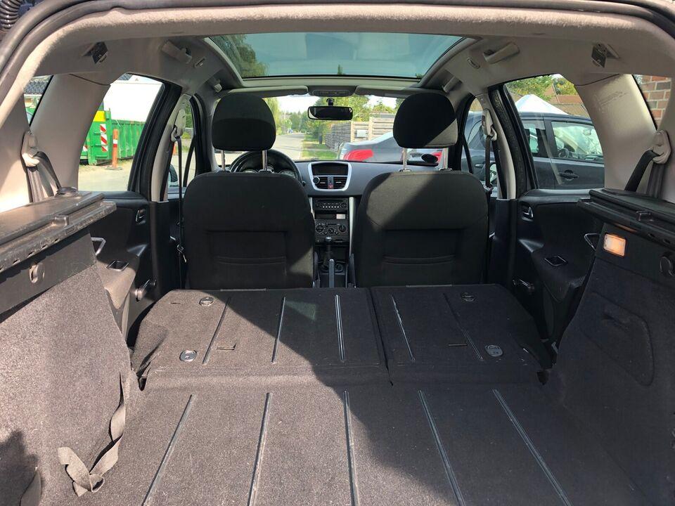 Peugeot 207, 1,6 VTi Comfort+ SW, Benzin