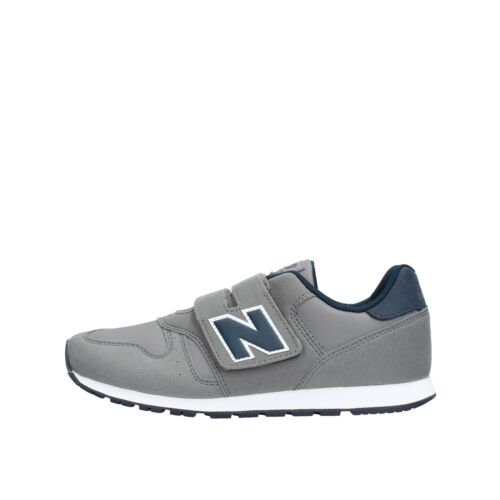 New Balance YV373FBG GS shoes Gray suede Sneaker for boys