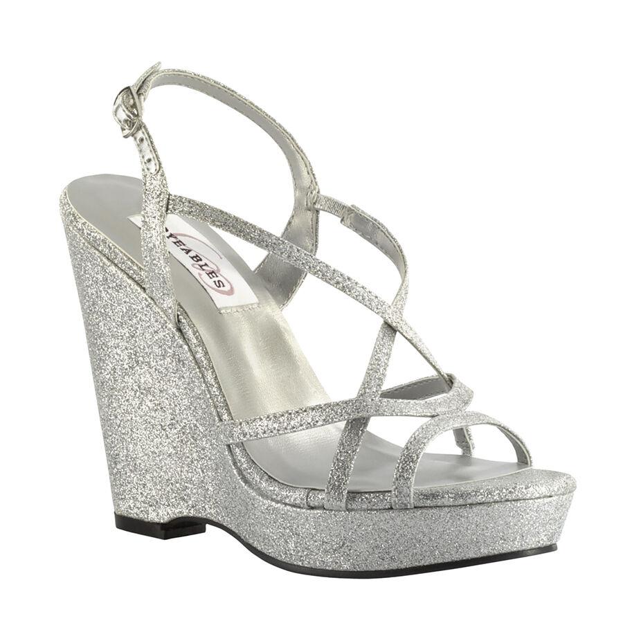 Silver Glitter 4