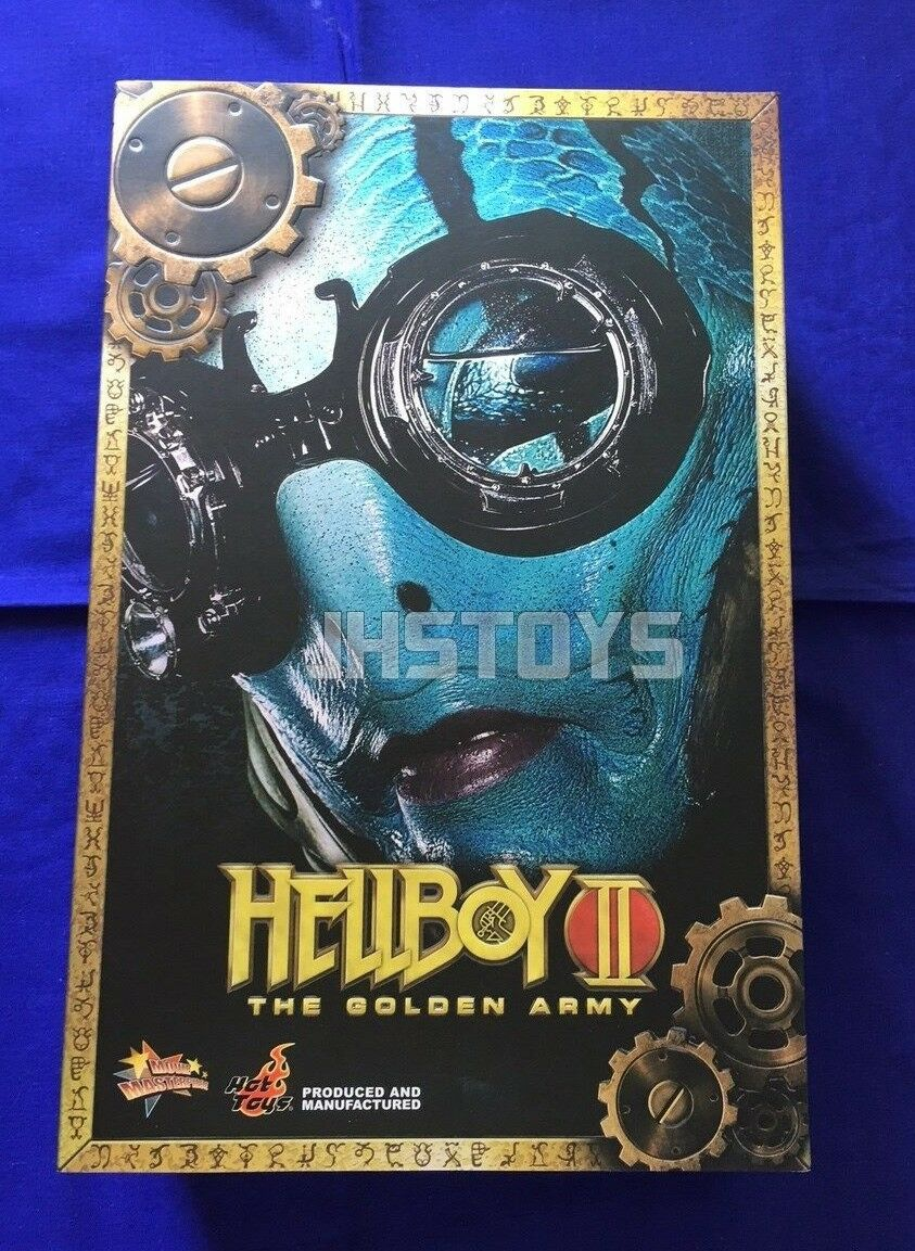 NEW Hot Toys 1/6 Hellboy II The Golden Army Abe Sapien MMS84 Japan