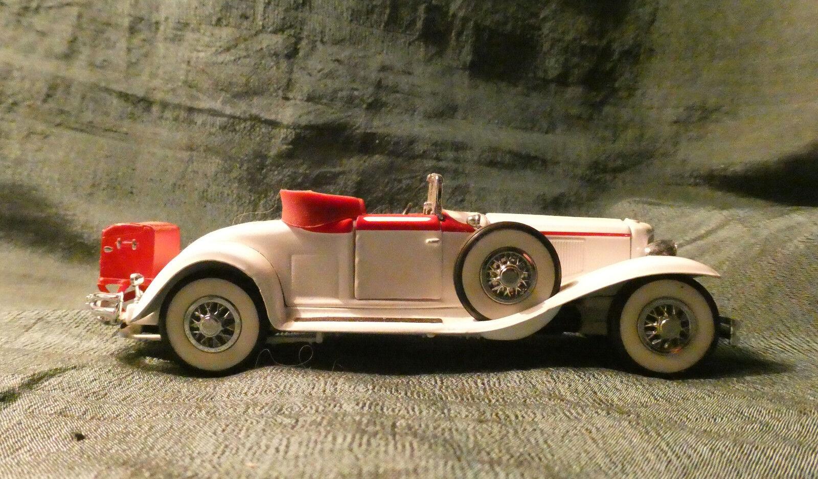 CORD CABRIOLET CABRIOLET CABRIOLET 1931 Franklin MINT Precision Models    NEUVE SANS BOITE 3458b8
