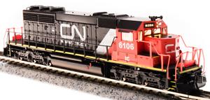 Broadway Limited n EMD SD40-2, nacional canadiense Paragon 3 Sonido Dc dcc 3707
