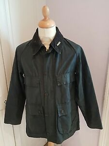 Barbour-Bedale-wax-jacket-size-91cm-36-inches
