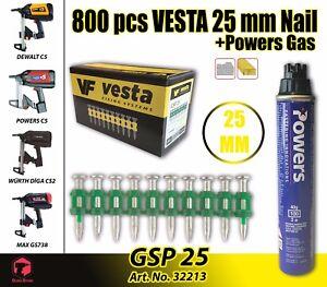 Vesta-Nagel-Gasnagler-Wurth-DIGA-CS-2-DeWalt-C5-Powers-C5-maxGS73