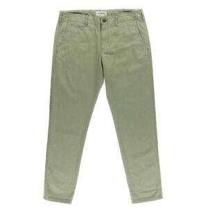 'été L28 Femmes Pants Us3 Nouveau Chino 3' Khakis S W25 Ralph Uk5 D Lauren Au7 HfIqna