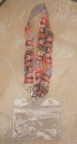 for Pin Trading inc Waterproof ticket holder Disney Princesses Lanyard Set 2