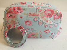 *Cath Kidston* BNWT Classic Box Make Up case in Paisley Rose
