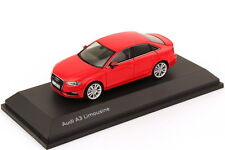AUDI A3 LIMOUSINE 8V MISANO RED 2013 HERPA 5011303133 1/43 ROT ROSSO ROUGE