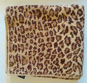 Ralph Lauren Aragon Bath Towel Leopard